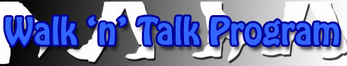 Walk 'N' Talk - 1400 block of Laclede Station Road @ Richmond Heights | Missouri | United States